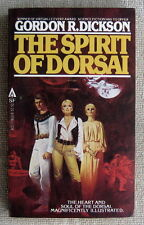 Spirit of Dorsai (Childe Cycle #5) by Gordon R. Dickson PB Ace (Illustrated)