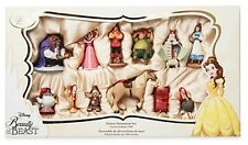Disney Beauty and the Beast Deluxe Sketchbook Ornaments Christmas LE 1200 NEW!!