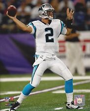 JIMMY CLAUSEN 8X10 PHOTO CAROLINA PANTHERS PICTURE NFL FOOTBALL