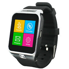 GSM UNLOCKED!  Touch Screen Bluetooth Spy Camera Smart Watch Phone - Great Gift!