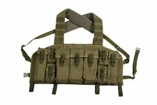"Russia Russian Spetsnaz Loadout Scout Chest Rig ""Lazutchik"" by SPOSN SSO Olive"