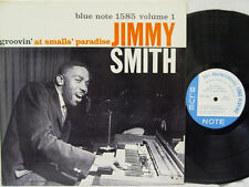 JIMMY SMITH - Groovin' at Small's Paradise LP (1st US MONO Press on Blue Note)