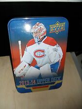 2013-14 upper deck hockey TIN CAREY PRICE MONTREAL CANADIANS