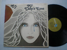 C.J. My Lady's Eyes USA LP OVATION 1976