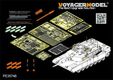 Voyager Models 1/35 US Army M1A2 SEP V2 Abrams Detail Set for Dragon kit #3556