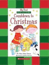 Countdown To Christmas My First Read and Learn)
