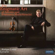 Rudiger  Lotter / Lyriarte-Enigmatic Art Of Antonio & Fra CD NEW