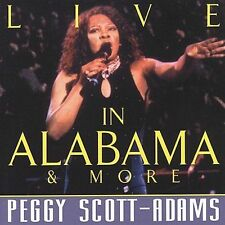 Scott-Adams, Peggy: Live in Alabama & More Live Audio Cassette