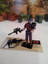 2002 Cobra Range Viper Commander: SKULL BUSTER(v1):100% CMP