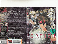 Orphen:Spell of The Dragon-2001-Vol 1-[3 Episodes]-Animated Orphen-DVD