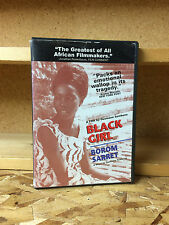 BLACK GIRL/BOROM SARRET dvd Ousmane Sembene NEW YORKER VIDEO