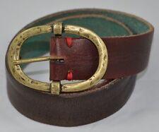 Robert Graham Mens Belt $78 Emmett Leather Ombre Waist 30 Size 32 80