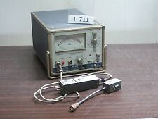 W&G EPM-1 MILLIWATT POWER METER 10Hz bis 300MHz MIT PROBE UND ADAPTER I711