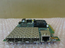 Accolade ANIC-4000 TCXO Quad Port GigE 8 Lane PCI Express Card NO BRACKET