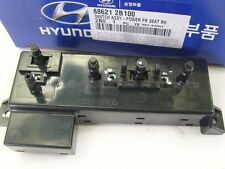 SANTA FE 05-12 GENUINE POWER SEAT SWITCH FRONT RIGHT SIDE 886212B100