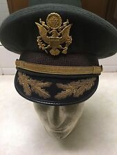 US ARMY Field Grade Officer Hat - Size 7 1/4