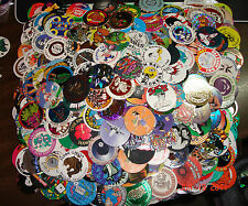 Pogs/Milkcaps/Cutouts/ 1500 Misc w/20 slammers + X-MEN * SPIDERMAN * BATMAN Pks