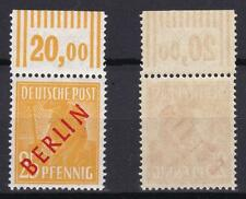Berlin 27 W OR postfrisch, Michel 500,- #d606