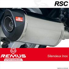 Silencieux Pot échappement Remus RSC Inox sans Catalyseur KTM 125 RC 14