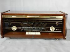 Philips Biampli B5X23A Beautifull tube radio from the 60's
