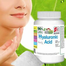 5g PURE Hyaluronic Acid Powder - Sodium Hyaluronate - Free Shipping