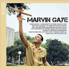 Icon by Marvin Gaye (CD, Aug-2010, Motown) BRAND NEW!!