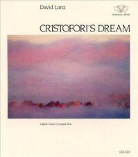 Cristofori's Dream Lanz, David Audio CD