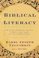 Biblical Literacy: The Most Important People, Events, and Ideas of the Hebrew Bi