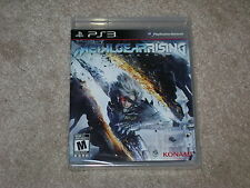 METAL GEAR RISING REVENGEANCE...PS3...***SEALED***BRAND NEW***!!!!!