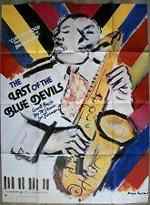THE LAST OF THE BLUE DEVILS Affiche Cinéma / Movie Poster Count Basie