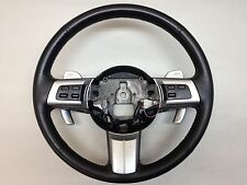 2009-2013 Mazda Mx5 Miata Automatic Steering Wheel w/ Blue tooth Bluetooth