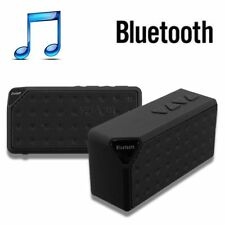 Mini Casse Wireless Bluetooth FM HI FI Bass Speaker Altoparlante Per PC iphone 6