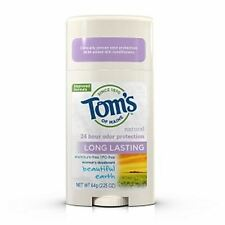 Tom's of Maine Natural Long Lasting Deodorant Beautiful Earth 2.25 oz