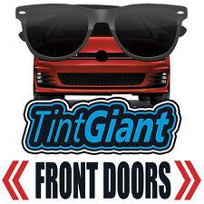 TOYOTA TUNDRA CREWMAX 07-13 TINTGIANT PRECUT FRONT DOORS WINDOW TINT