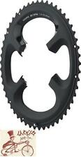 SHIMANO 105 5800-L 53T X 110MM 11-SPEED BLACK BICYCLE CHAINRING FOR 53/39T
