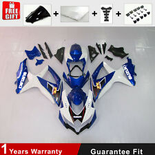 Injection Fairing Kit Bodywork Aftermarket for Suzuki GSXR 600-750 K8 K9