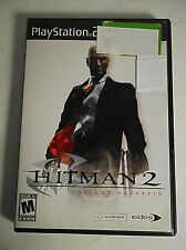 Hitman 2: Silent Assassin  (Sony PlayStation 2, 2002)