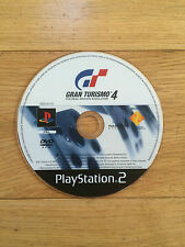 Gran Turismo 4 for PS2 *Disc Only*