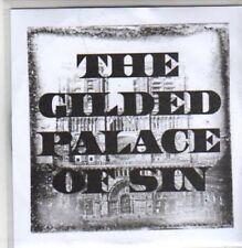 (AC422) The Gilded Palace Of Sin, Rosa Salvaje - DJ CD
