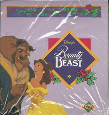 Disney's Beauty and the Beast Factory Sealed Box