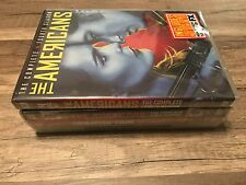 The Americans: Keri Russell TV Series Complete Seasons 1 2 3 4 Box free shipping