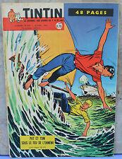 Journal Tintin n°601, 28 avril 1960, Pat et Tom, dessin Aidans