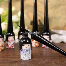 Cute Doll Eyeliner Liquid Eye Liner Pen Pencil Make Up Cosmetic Waterproof Black