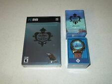 Song Of The Deep Collector's Edition PC DVD / Limited Edition Watch FREE SHIP