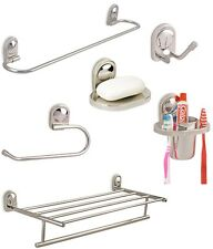 Doyours Bathroom Accessories Set with Towel Rack (DolphinBathSet5pcs_withRack)