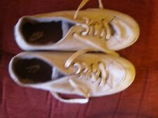 Mens Nike Canvas Trainers UK9 Euro 44
