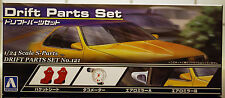 Drift Parts Set, 1:24, Aoshima 034330