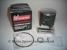 Wossner Piston Kit Yamaha YZ125 YZ 125 1983-1985 1.00 o/s 57.00mm (8119D100)