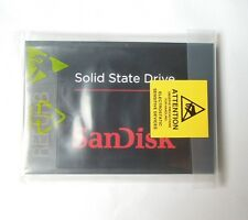 SanDisk 240GB SSD 2.5'' Solid State Hard Drive SATA III SDSDA-240G 520MB/S f/ PC