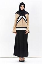 Dubai Cardigan Open Abaya Jilbab farasha Burkha Jubah Party Dress Arab Girls XXL